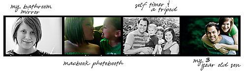 Snapshots of meweb