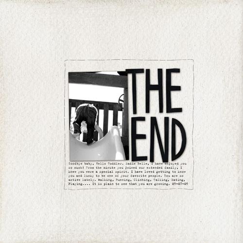 Theend